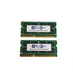Computer Memory Solutions 8GB 2X4GB Memory RAM 4 Compaq Presario CQ42-457TU CQ57-218NR CQ57-315NR By Cms A29