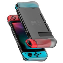 UGreen Protective Case Compatible For Nintendo Switch 2017 Dockable Grip Case Cover Protector Accessories Anti-scratch Shock-absorption