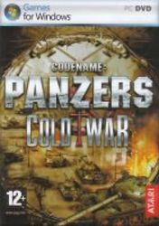 Codename Panzers: Cold War Pc Dvd-rom
