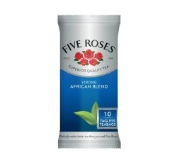 Five Roses Teabags African Blend 20'S