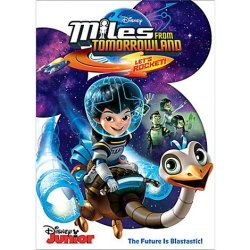 Miles From Tomorrow: Lets Rocket DVD