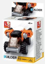 Sluban Builder - Orange Car