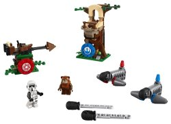 LEGO Star Wars Tm Action Battle Endor Assault