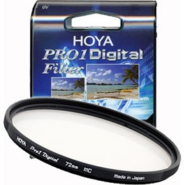 Hoya PRO1D UV 58mm Filter