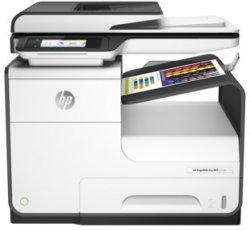 HP Pagewide Pro 477dw Multifunction Printer White