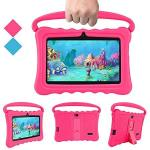 Kids Tablets PC Veidoo 7 Inch Android Kids Tablet With 1GB RAM 16GB Storage Safety Eye Protection Ips Screen Premium Parent Cont