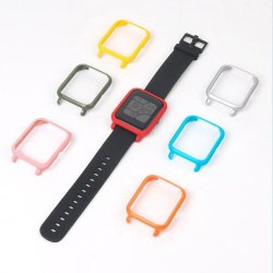 Watch Case Cover Watch Cover Protector For Watch Protector For Amazfit Bip Lite