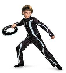 DISGUISE Disney Tron Legacy Movie Classic Boys Costume 7-8