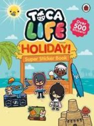 Toca Life: Holiday - Super Sticker Book