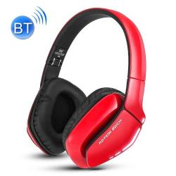 Kotion Each B3506 Bluetooth V4.1 Foldable Gaming Headphone Headset With MIC For PS4 PC Mac Smartphones Computers Black+red