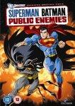 Superman Batman: Public Enemies DVD
