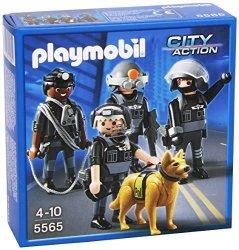 Playmobil - Cranbury Playmobil Tactical Unit Team Play Set