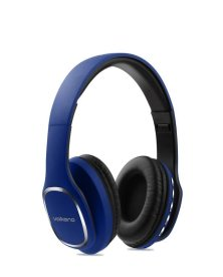 Volkano Phonic Series Bluetooth Headphones Blue