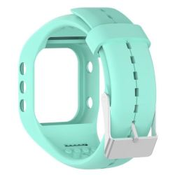Silicone Strap For Polar A300 - Frost Blue