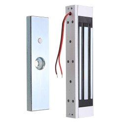 Single Door 12V Electric Magnetic Electric Magnetic Lock 180KG