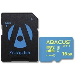 ABACUS24-7 16GB Micro Sd Memory Card For Samsung Galaxy A3 A5 ON5 Ace 4 J3 V J5 J7 Core II Express 3 Grand Neo