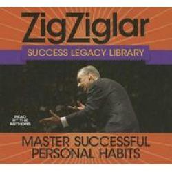 Master Successful Personal Habits - Zig Ziglar Success Legacy Library Standard Format Cd
