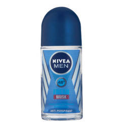 Nivea Roll On Fresh Musk 50ml