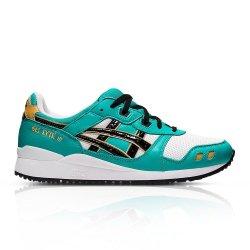 Asics Sportstyle Women's Gel-ltye III Og Turquoise Sneaker