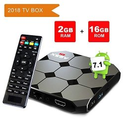 ANDROID TV BOX 7 1 2 Smart A95 R2 2GB RAM 16GB With Amlogic S905W Quad Core  2 4G Wifi 4K HD Support Ir Remote | R1770 00 | TV Boxes & Media Streamers