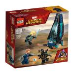 Lego Super Heroes Outrider Dropship ATTACK-76101