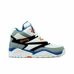 best service 6bec9 1f5cb PATRICK EWING Athletics Sport Lite White grey royal orange 1BM00256-109