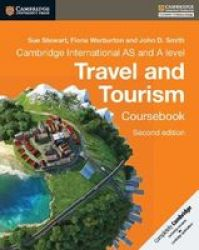 Cambridge International As And A Level Travel And Tourism Coursebook Paperback 2nd Revised Edition