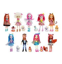 Enchantimals Non-core Doll And Animal