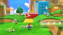 Super Mario 3D World + Bowser& 039 S Fury