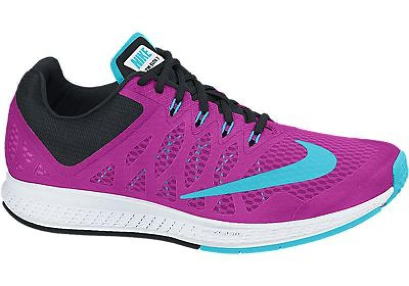 Nike Size 3.5 Air Zoom Elite Womens Running Shoes in Purple & Blue