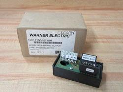 Warner Electric MCS-850-REL-OUTPUT Photoelectric Scanner 7150-101-016