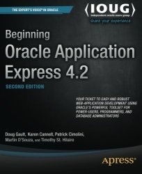 Beginning Oracle Application Express 4.2 Expert's Voice In Oracle