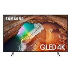Samsung 55Q60R 55 Qled Hdr 4K Tv