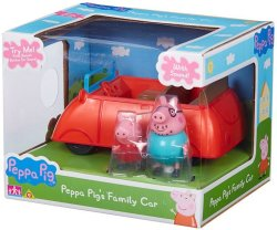 Peppa Pig - Family Car With Sound