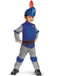 Disguise Costumes - Toys Division Disguise Boy's Mike The Knight Deluxe Costume 4-6