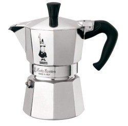Bialetti Moka Express Stovetop Espresso 4 Cup Maker