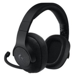 Logitech Gaming G433 7 1 Gaming Headset Tripple Black Dts Headphone:x For  71 Sound + Exclusive Pro-g Audio Drivers Deliver Boomi | R1560 00 |