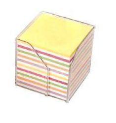 Bantex B9752 Memo 1 2 Cube Refill Pack