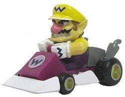 """TOMY Mario Kart Ds 2011 Wind-up Racing Kart Collection 1.5"""" Wario"""