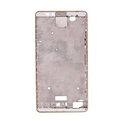 China Housing Middle Frame Bezel Middle Plate Cover Replacement Part For Huawei Mate 7 - Gold
