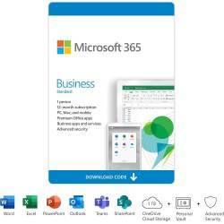 Microsoft 365 Business Standard - Medialess