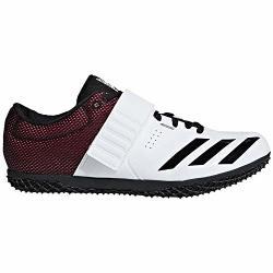 Adidas Adizero Hj White black red Track Shoes 12