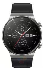 Huawei Watch GT2 Pro Sport Bluetooth 46MM Black Special Import