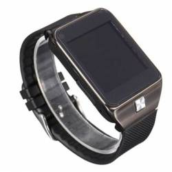Bluetooth Smart Touch Wrist Watch Sync Calls For Iphone