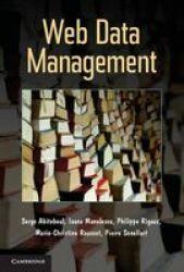 Web Data Management Hardcover