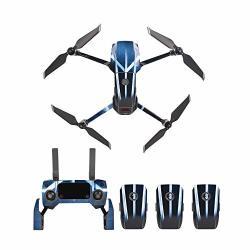 Nesee Pvc Drone Stickers Mavic 2 Drone Sticker Set Decals For Dji Mavic 2 Zoom pro 10 Styles J