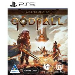 Gearbox Godfall Ascended Edition PS5