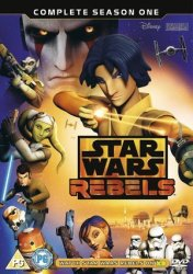 Star Wars Rebels: Complete Season 1 English & Foreign Language Dvd