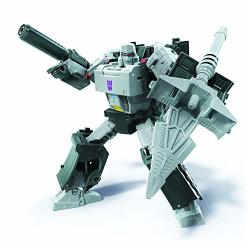Transformers Toys Generations War For Cybertron: Earthrise Voyager WFC-E38 Megatron Action Figure - Kids Ages 8 And Up 7-INCH