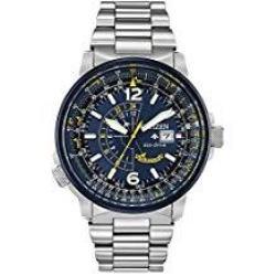 Citizen Watches Men S Bj7006 56l Eco Drive Silver Tone One Size R5599 00 Watches Pricecheck Sa